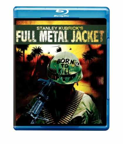 Bestselling Movies (2008) - Full Metal Jacket (Deluxe Edition) [Blu-ray]