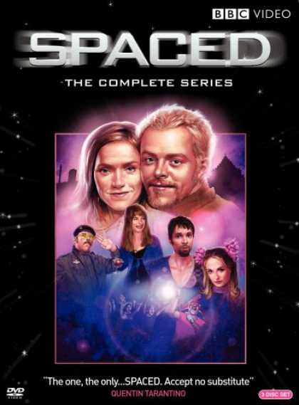 Bestselling Movies (2008) - Spaced: The Complete Series by Edgar Wright