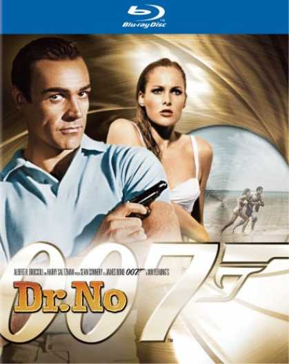 Bestselling Movies (2008) - Dr. No (James Bond) [Blu-ray]