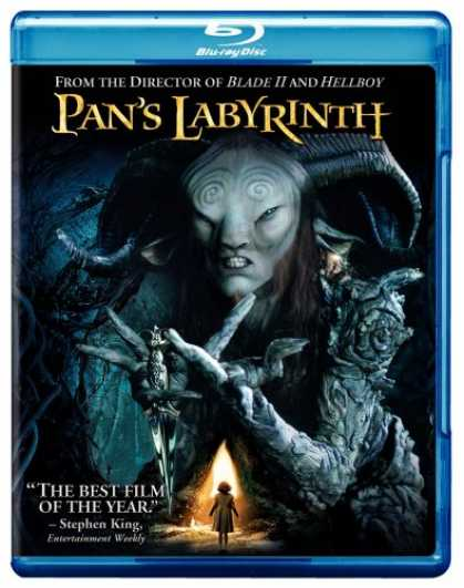 Bestselling Movies (2008) - Pan's Labyrinth [Blu-ray]