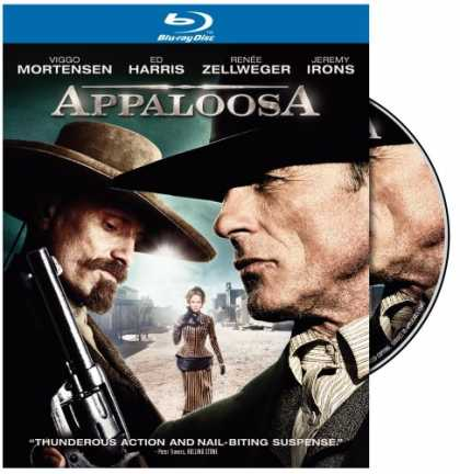 Bestselling Movies (2008) - Appaloosa [Blu-ray] by Ed Harris