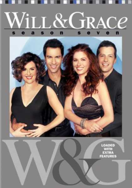 Bestselling Movies (2008) - Will & Grace: Season Seven by James Burrows