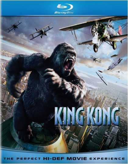 Bestselling Movies (2008) - King Kong [Blu-ray] by Peter Jackson