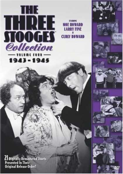 Bestselling Movies (2008) - The Three Stooges Collection, Vol. 4: 1943-1945