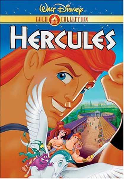 Bestselling Movies (2008) - Hercules (Disney Gold Classic Collection) by John Musker