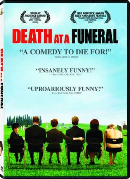 Bestselling Movies (2008) - Death at a Funeral