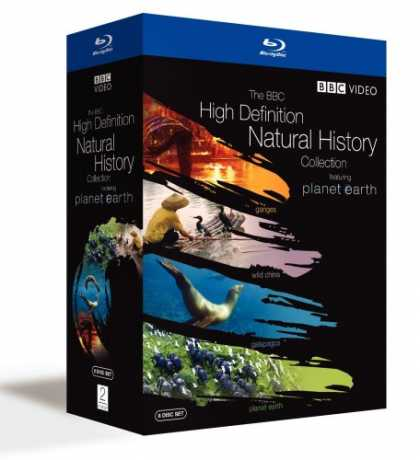 Bestselling Movies (2008) - The BBC High Definition Natural History Collection (Planet Earth / Wild China /