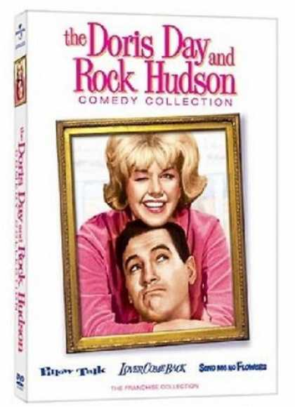 Bestselling Movies (2008) - The Doris Day and Rock Hudson Comedy Collection (Pillow Talk / Lover Come Back /