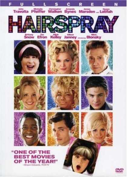Bestselling Movies (2008) - Hairspray (Full-Screen Edition) by Adam Shankman
