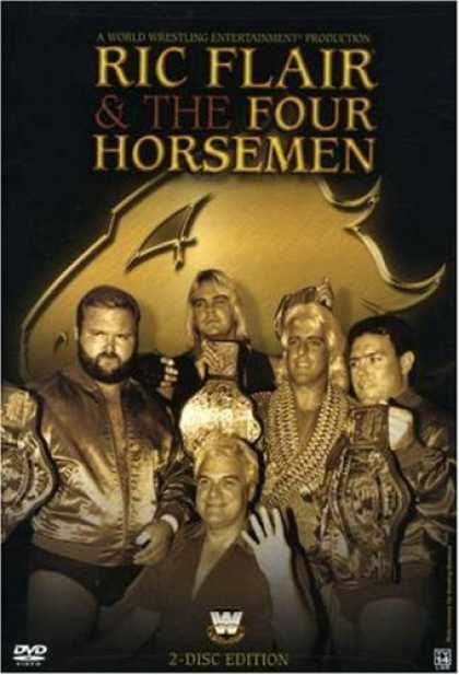 Bestselling Movies (2008) - Ric Flair & The Four Horsemen (2 Discs)