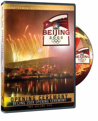 Bestselling Movies (2008) - 2008 Olympics: Beijing 2008 Complete Opening Ceremony