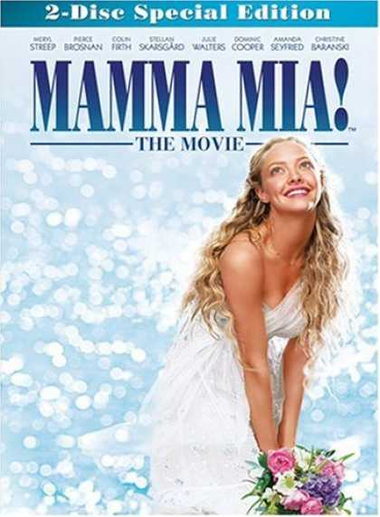 Bestselling Movies (2008) - Mamma Mia! The Movie (Two Disc Special Edition)