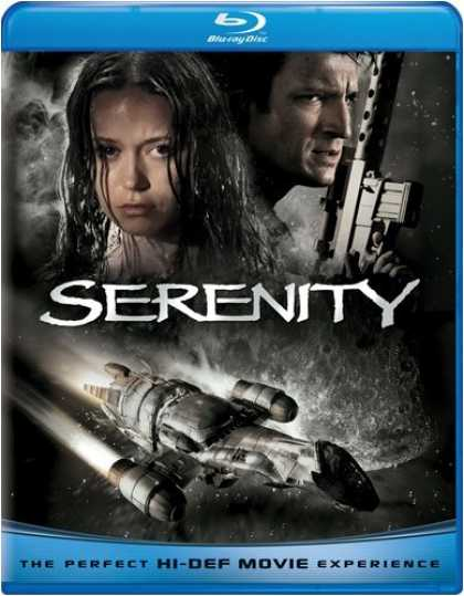 Bestselling Movies (2008) - Serenity [Blu-ray] by Joss Whedon