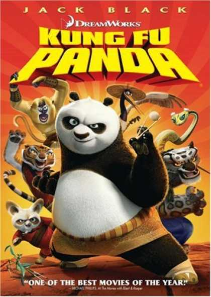 Bestselling Movies (2008) - Kung Fu Panda (Full Screen Edition) by John Stevenson