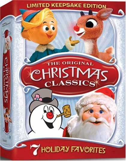 Bestselling Movies (2008) - The Original Christmas Classics (Rudolph the Red-Nosed Reindeer/Santa Claus Is C