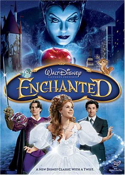 Bestselling Movies (2008) - Enchanted (Full Screen Edition)