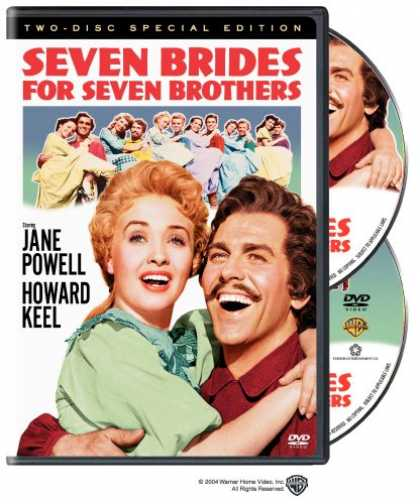 Bestselling Movies (2008) - Seven Brides for Seven Brothers (Two-Disc Special Edition) by Scott Benson