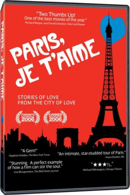 Bestselling Movies (2008) - Paris, Je T'Aime (Paris, I Love You) by Alexander Payne