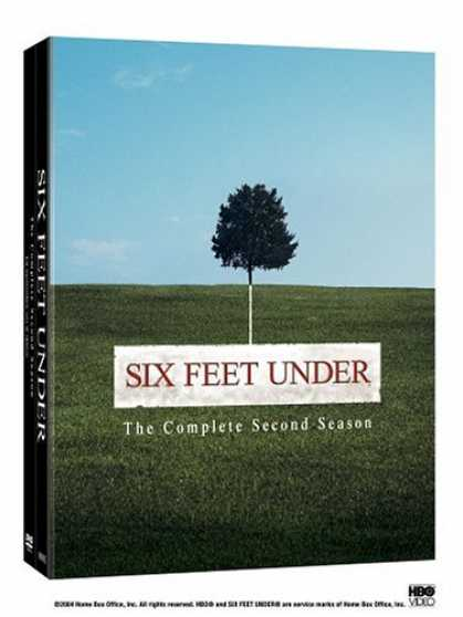 Bestselling Movies (2008) - Six Feet Under - The Complete Second Season
