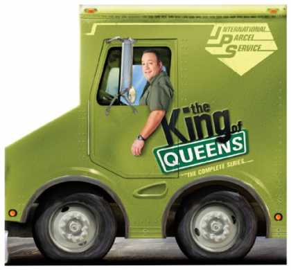 Bestselling Movies (2008) - The King of Queens - The Complete Series
