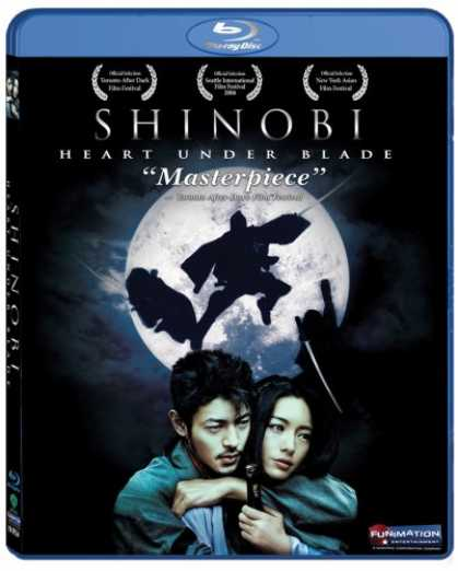 Bestselling Movies (2008) - Shinobi - Heart Under Blade (Special Edition) [Blu-ray] by Ten Shimoyama
