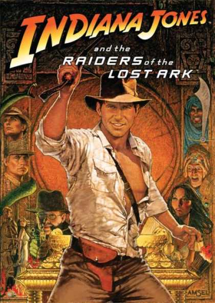 Bestselling Movies (2008) - Indiana Jones and the Raiders of the Lost Ark (Special Edition)