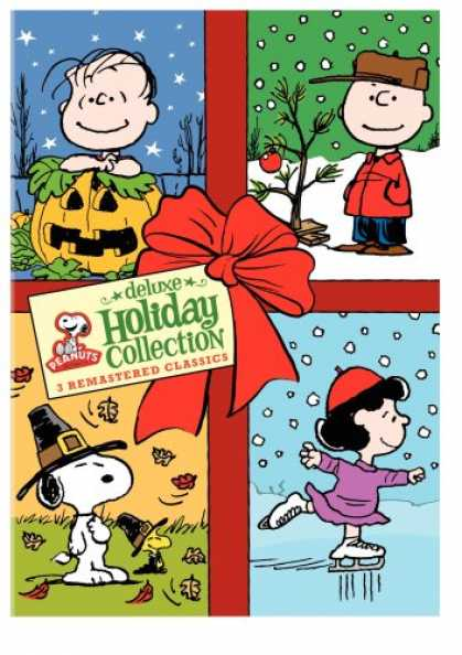 Bestselling Movies (2008) - Peanuts Holiday Collection (It's the Great Pumpkin, Charlie Brown / A Charlie Br