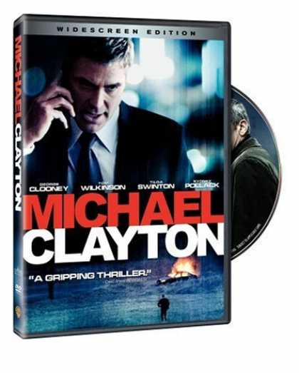 Bestselling Movies (2008) - Michael Clayton (Widescreen Edition) by Tony Gilroy