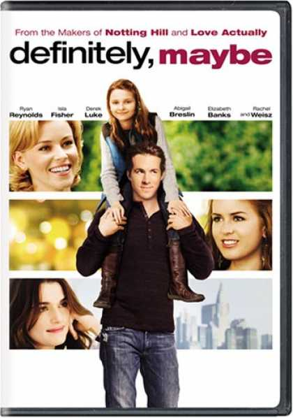 Bestselling Movies (2008) - Definitely, Maybe (Widescreen) by Adam Brooks