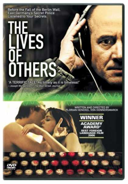 Bestselling Movies (2008) - The Lives of Others by Florian Henckel von Donnersmarck