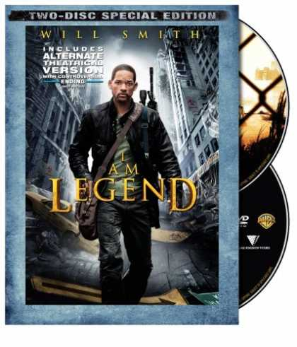Bestselling Movies (2008) - I Am Legend (Widescreen Two-Disc Special Edition with Digital Copy) by Francis L
