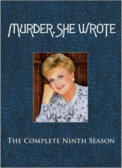 Bestselling Movies (2008) - Murder, She Wrote: The Complete Ninth Season