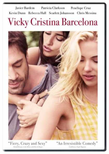 Bestselling Movies (2008) - Vicky Cristina Barcelona by Woody Allen