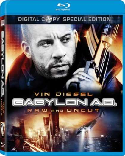 Bestselling Movies (2008) - Babylon A.D. [Blu-ray]