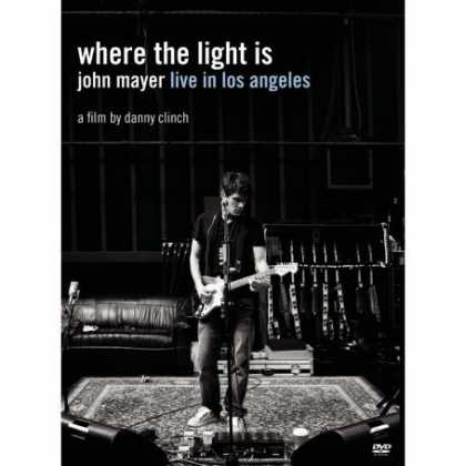 Bestselling Movies (2008) - Where The Light Is: John Mayer Live In Los Angeles by Danny Clinch