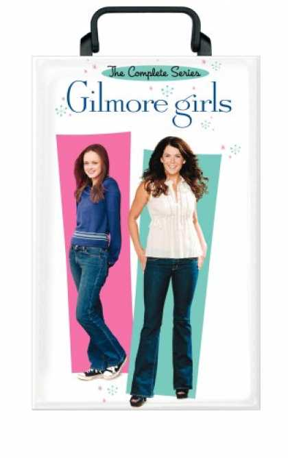 Bestselling Movies (2008) - Gilmore Girls - The Complete Series Collection