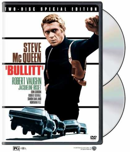 Bestselling Movies (2008) - Bullitt (Two-Disc Special Edition) by Mimi Freedman