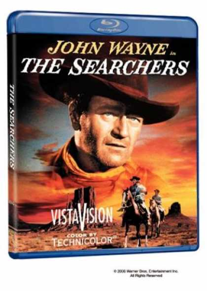 Bestselling Movies (2008) - The Searchers [Blu-ray]