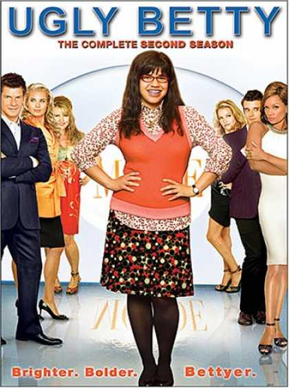 Bestselling Movies (2008) - Ugly Betty: The Complete Second Season by n/a