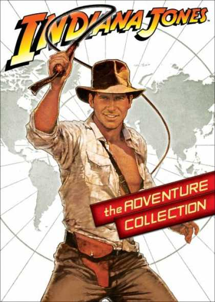 Bestselling Movies (2008) - Indiana Jones - The Adventure Collection (Special Editions of Indiana Jones and