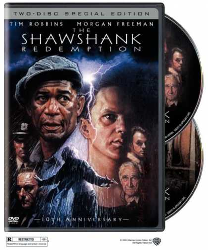 Bestselling Movies (2008) - The Shawshank Redemption (Two-Disc Special Edition)