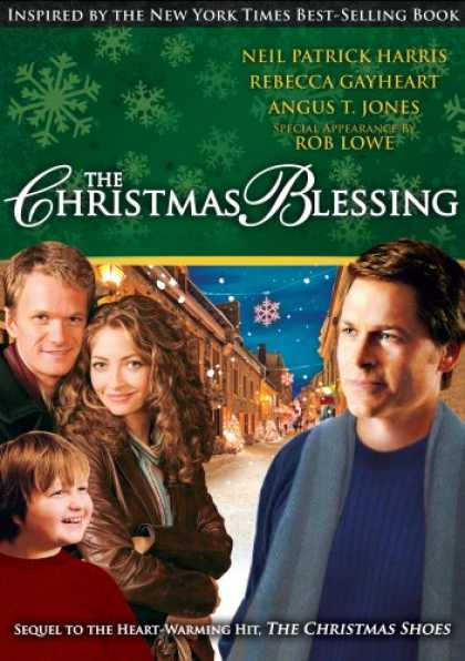 Bestselling Movies (2008) - The Christmas Blessing by Karen Arthur