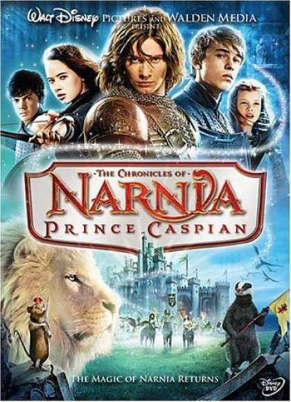 Bestselling Movies (2008) - The Chronicles of Narnia: Prince Caspian by Andrew Adamson
