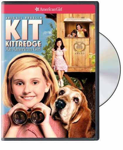 Bestselling Movies (2008) - Kit Kittredge - An American Girl by Patricia Rozema