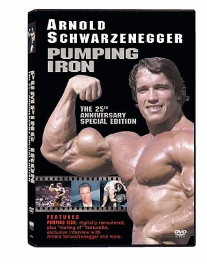 Bestselling Movies (2008) - Pumping Iron (25th Anniversary Special Edition) by George Butler