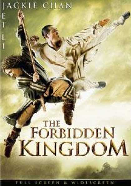 Bestselling Movies (2008) - The Forbidden Kingdom by Rob Minkoff