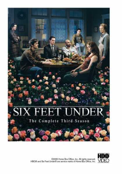 Bestselling Movies (2008) - Six Feet Under - The Complete Third Season