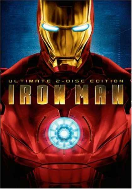 Bestselling Movies (2008) - Iron Man (Two-Disc Special Collectors' Edition) by Jon Favreau