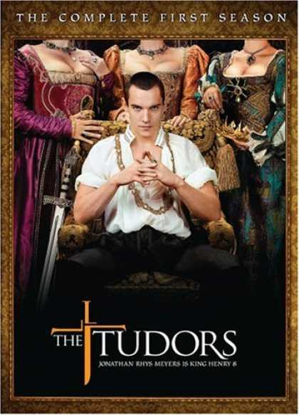 Bestselling Movies (2008) - The Tudors - The Complete First Season by Alison Maclean