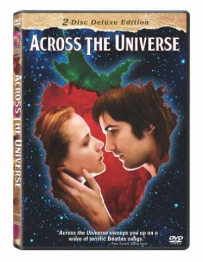 Bestselling Movies (2008) - Across the Universe (Two-Disc Special Edition) by Julie Taymor
